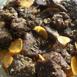 rinderfilet mit kräuterkruste