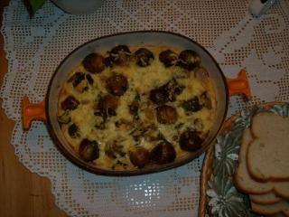 maisauflauf mit käse