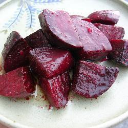rote bete salat mit anis