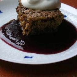 rotweinsauce für desserts