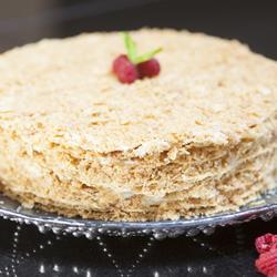 russische napoleon torte