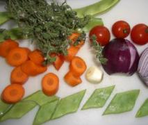 saisonal herbst fettarm eintopf mit feigen bohnen