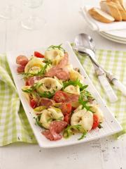salami tortelloni salat