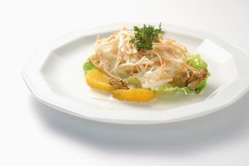 salat à la waldorf