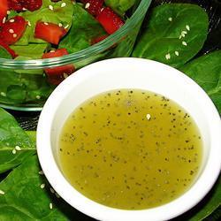 salatdressing mit mohn