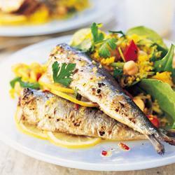 sardinen salat