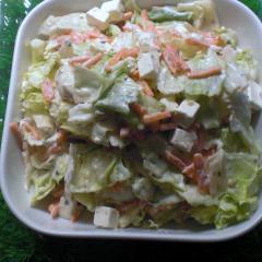 schafskäse salat