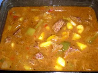 scharfe gulaschsuppe