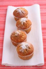 schnelle biskuit muffins