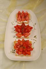 schnelle erdbeer teilchen