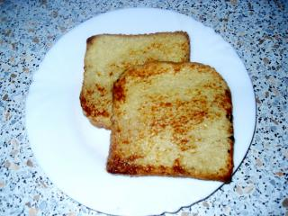 schnelle french toasts