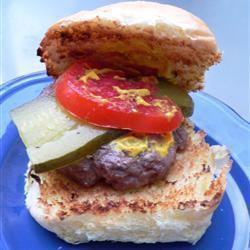 schnelle hamburger