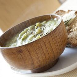 schnelle kartoffel lauch suppe