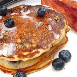 schnelle und einfache amerikanische pfannkuchen