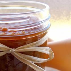 schnelle und einfache kürbis apfel marmelade