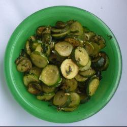 schnelle zucchini
