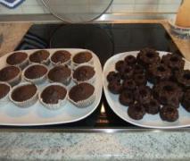 schoko mini gugelhupfe gugelhüpferchen muffins