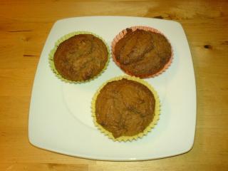schokoflockina muffins eifrei