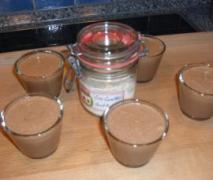 schokoladen lebkuchen mousse nach johann lafer
