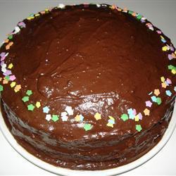 schokoladenguss für kuchen oder torten