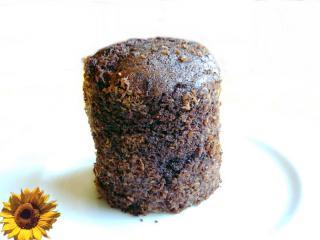 schokoladenkuchen im einweckglas gebacken