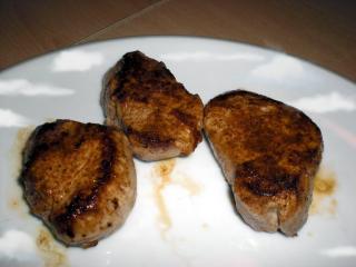 schweinefiletmedaillons und anleitung zum filetieren