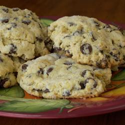 scones mit schokolade