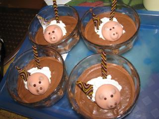 silvester mousse au chocolate