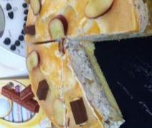 sommerleichte pfirsich maracuja joghurtschokolade