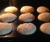 sour cream muffins glutenfrei eifrei sojafrei h
