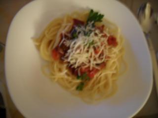 spaghetti all amp 0 arrabiata vegetarisch