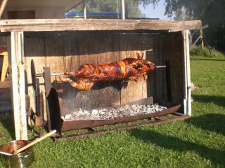 spanferkel vom grill