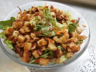 spinat mangold salat