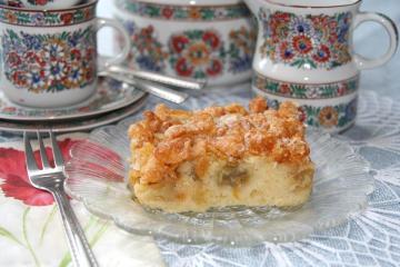 stachelbeer cornflakes kuchen