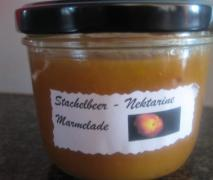 stachelbeer nektarinen marmelade rezepte suchen. Black Bedroom Furniture Sets. Home Design Ideas