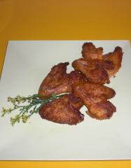süß saure chicken wings