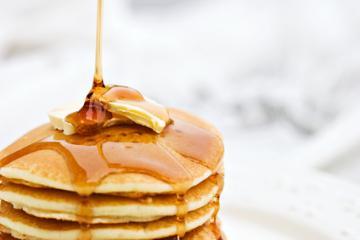 süße dicke eierkuchen plinsen pfannkuchen schnell und einfach