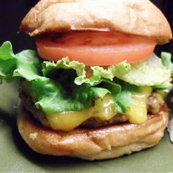 super saftige hamburger