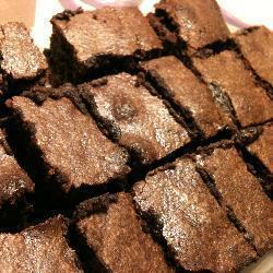 super weiche brownies