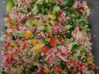 taboule provencalisch