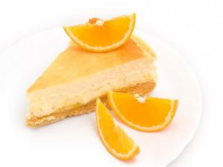 tarte à l amp 0 orange