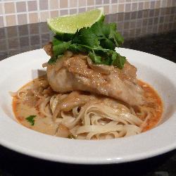 thai fisch curry