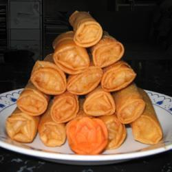 thai frühlingsrollen