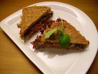 thunfisch sandwiches