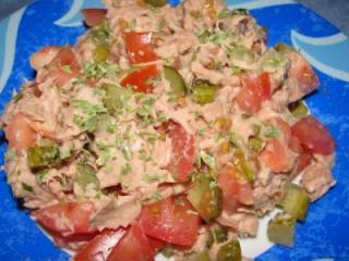 thunfisch tomaten salat