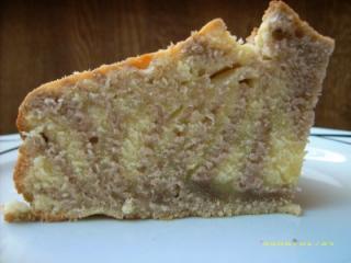 tigerkuchen marzipan nougat likör kuchen