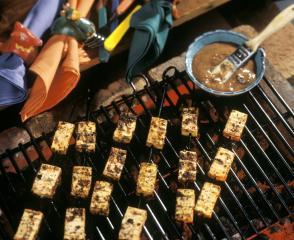 tofu vom grill