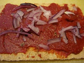 tomaten aufstrich