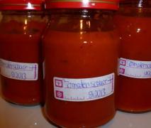 tomaten gemüsesauce einmachen für pizza pasta
