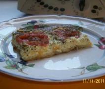 tomaten käse kuchen